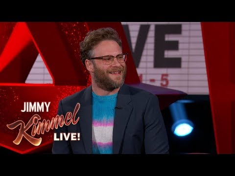 Seth Rogen On Sex Scene With Charlize Theron