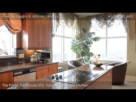 The Palms, 2110 N. Ocean Blvd, Fort Lauderdale, FL: Penthouse 27D