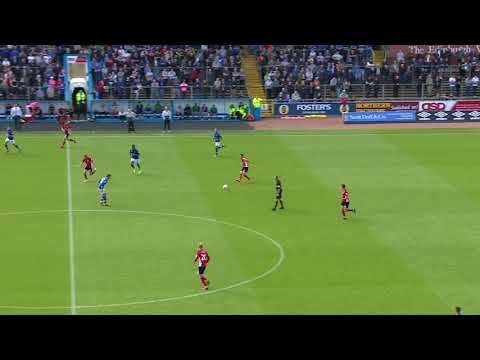 Carlisle United 1 - 0 Crewe Alexandra - match highlights
