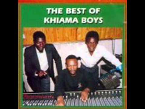 Download Khiama Boys-Ndine Mubvunzo