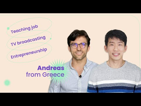 Live Chat with Andreas: Starting a Business in Korea
