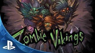 Zombie Vikings -- Teaser Trailer   PS4