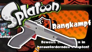 Update: Neue Waffe, Neuer Spielmodus! | SPLATOON
