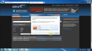 DD-WRT Yüklemek TL (Görüntüsü) TP Link-WDR 4300 N750 Çift Bant Yönlendirici