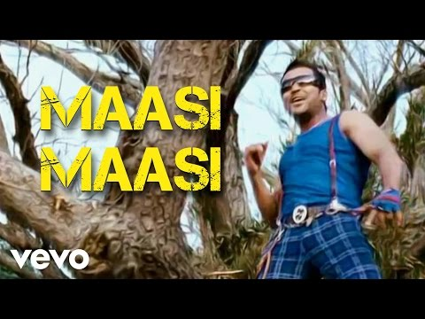 Aadhavan - Maasi Maasi Video | Suriya