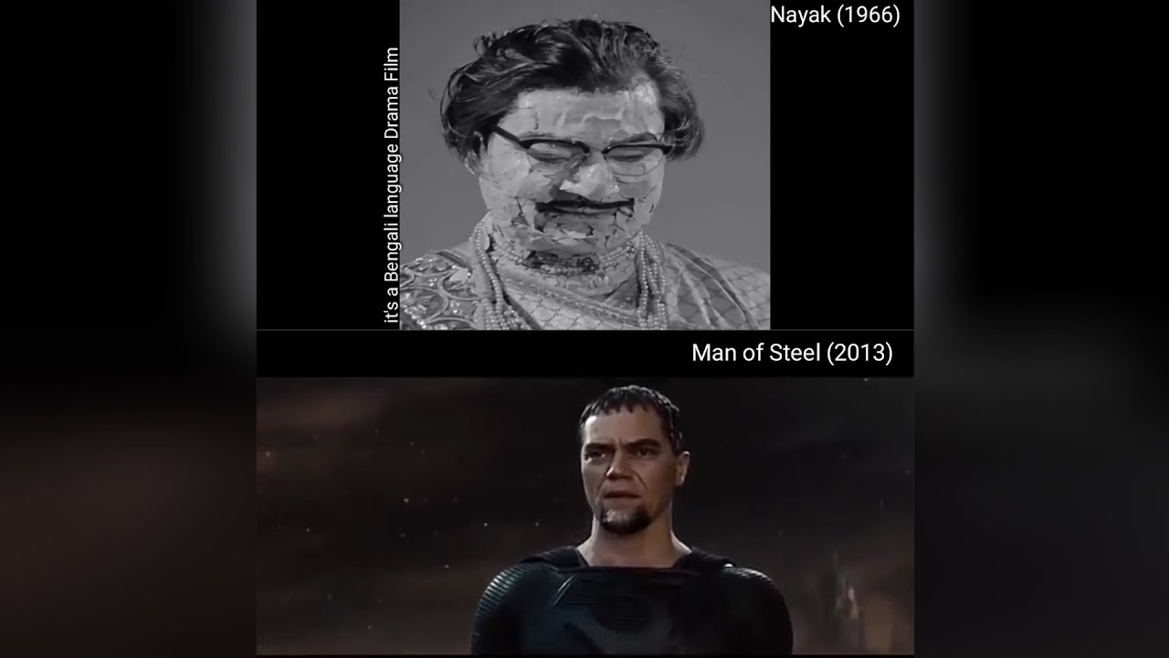 A Man of Steel scene copied from bollywood 2