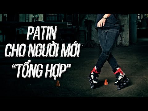 Dạy trượt patin cho người mới tập- Thegioipatin.com-CLB Patin Cầu Giầy