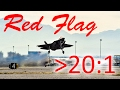 Final F-35 Kill Ratios at Red Flag 17-1 (and USMC Exercises)