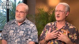 Moana (2016) Ron Clements & Don Hall 'Filmmakers' Talk About Their Experience Making The Movie