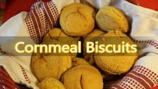 How to Make Cornmeal Biscuits Episode 178
