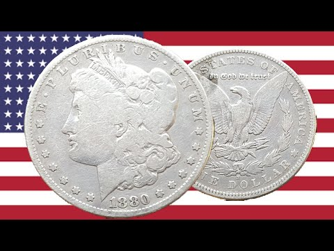 The All Mighty US Morgan Dollar