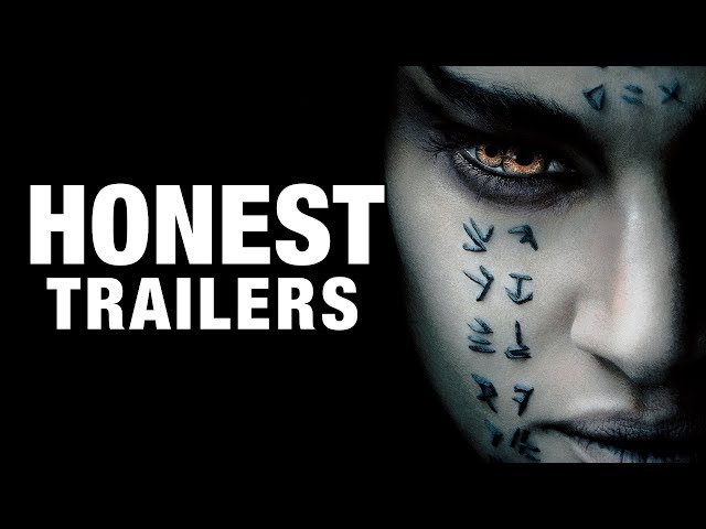 Honest Trailers - The Mummy (2017)