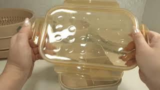 Экотренд посуда из волокна пшеницы, любимые средство для мытья посуды.