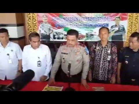 Polda Kalsel Ungkap Kasus Pemasok Narkoba Ke Lapas Banjarmasin Yang Melibatkan Oknum Honorer Mp3