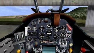 Il-2 Sturmovik: Im Einsatz mit dem ZG26 - Stukas HD