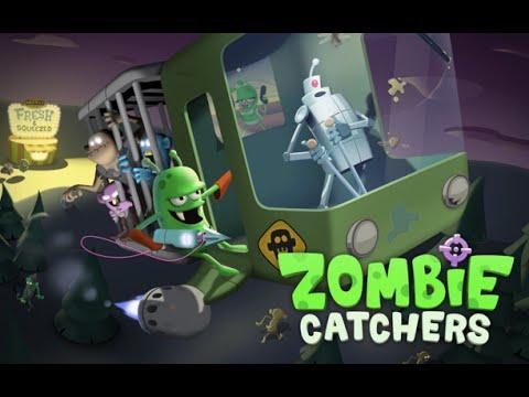 تحميل لعبة zombie catchers