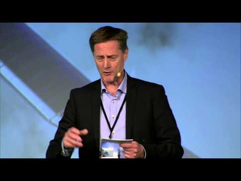 Erik Brandsma, Director General, The Swedish Energy Agency