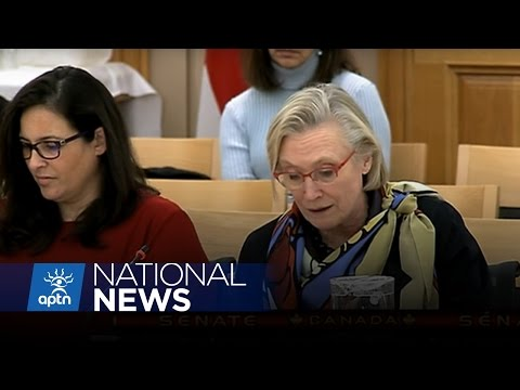 Carolyn Bennett Talks Senate Bill S-3 | APTN News