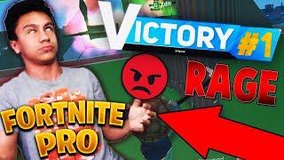 FORTNITE PRO PLAYS ROBLOX STRUCID?! *RAGE* (Roblox Fortnite)