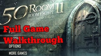 Can You Escape The 100 Room 11 FULL GAME Level 1 - 50 Walkthrough