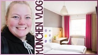 Mal wieder in München 😅 TRAVEL VLOG 🚝 Shoppen, Hotel Roomtour und Supplemente | PrimaDina