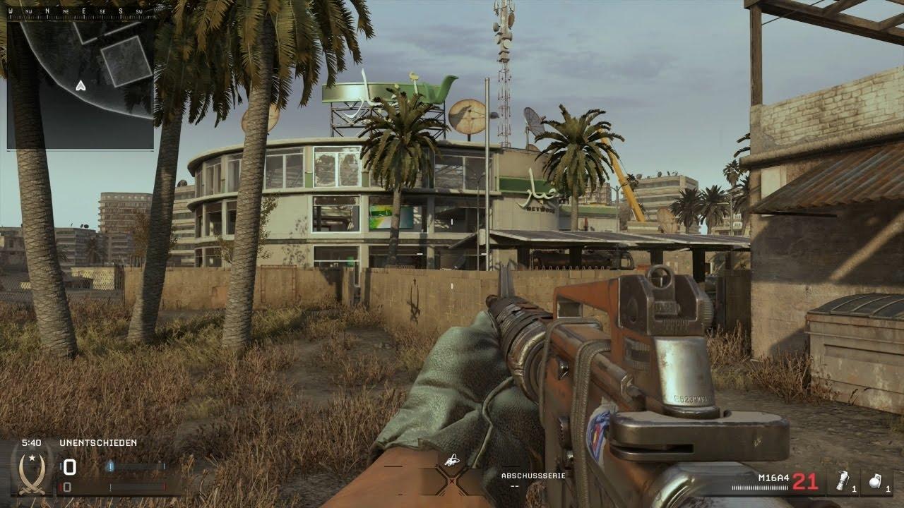 Call Of Duty Modern Warfare Maps on