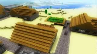 הכפר - סרט מיינקראפט (טריילר רשמי 2012)