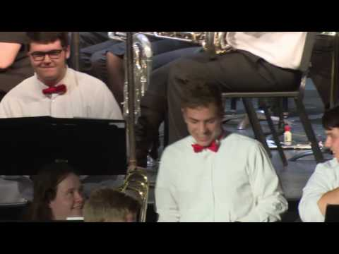 Colerain High School Spring Band Concert: May 19, 2016