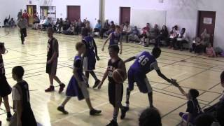 Alfonso Crisostomo U13 Genesis Basketball 2k15