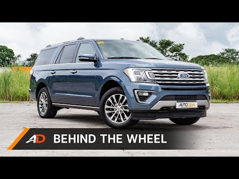 2019 Ford Expedition 3.5 Limited Review - Behind the Wheel