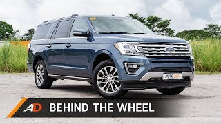 2019 Ford Expedition 3.5 Limited - Behind the Wheel