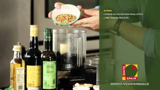 Coca De Olivada Recipe Video Recipe