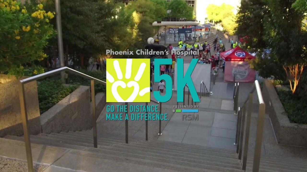 Phoenix Children's Hospital 5K 2018 - Phoenix Children's Hospital