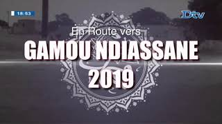 GAMOU NDIASSANE 2019 CEREMONIE OFFICIELLE