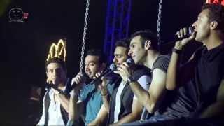 ميدلي تامر حسني و واما من حفل الاسكندرية / Tamer Hosny FT WAMA from Semouha live concert