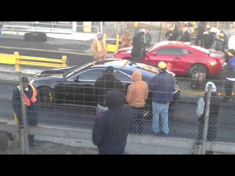 yellow belly drag strip Dallas tx