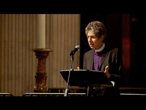 Creation - Katharine Jefferts Schori at St Paul's Cathedral
