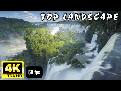 The Most Beautiful Landscapes in the World | 4k 60fps