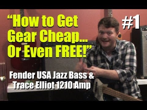 How to Get Gear Cheap... or FREE! (#1)