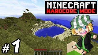 Minecraft Hardcore: Series 2 Ep.1 - STRANDED!?