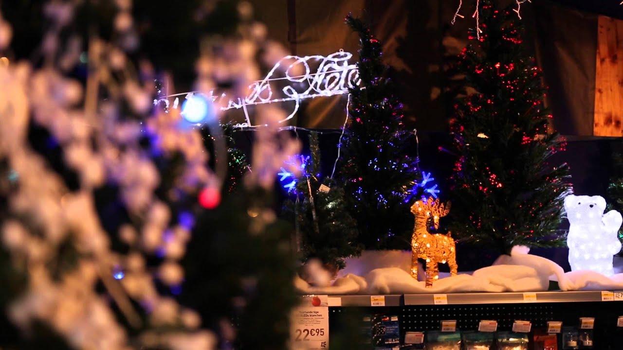 Décoration de Noël , Jardiland Poitiers