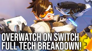 Overwatch: Switch vs PS4/Xbox One Graphics Comparison + Frame-Rate Test!
