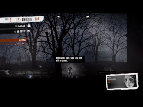 Katmeister's This War of Mine Chat Lounge08: Building Youtube Channel Creator Communit