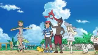 Pokemon Sun and Moon Ultra Adventures Opening Theme Song