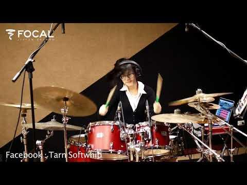 UFO - Rock Bottom Drum Cover [ Tarn Softwhip ]