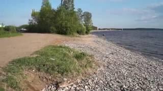 Отдых на Онежском озере.  ч.1 -Опасность !!!