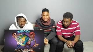 MORGENSHTERN & Lil Pump - WАTАFUK?! (Реакция иностранцев) cмотреть видео онлайн бесплатно в высоком качестве - HDVIDEO