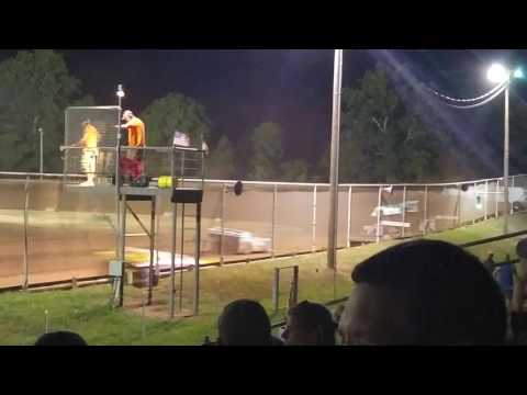 Tyler Carpenter feature win 8-13-16 Ohio Valley