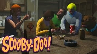 Chop, Where Are You! (Scooby Doo intro recreated in GTA V)