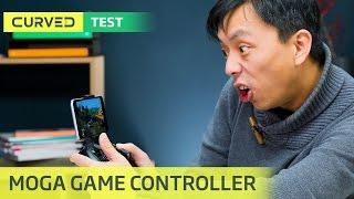 Moga Rebel Controller für iOS im CURVED-Test